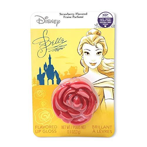 - Taste Beauty Disney Flavored Lip Gloss - Belle - Strawberry Flavor 0.11 oz (Pack of 1)