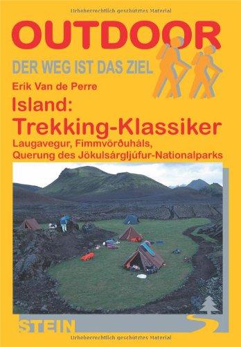 Island: Trekking-Klassiker (OutdoorHandbuch)