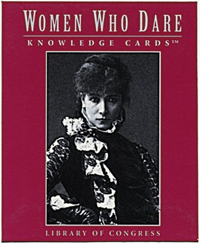 Read Online Women Who Dare, Vol. I: Knowledge Cards™ ebook