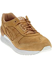by Asics Unisex Gel-Respector Clay/Clay Sneaker Men's 8, Women's 9.5 Medium