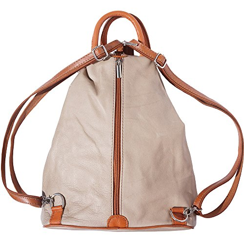 And Taupe Backpack 2061 Bag Purse Shoulder tan Light zxfqFZx