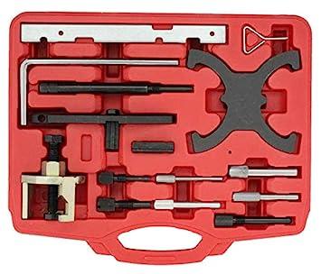 SLPRO Herramientas de ajuste de motor correa dentada bloqueo herramientas: Amazon.es: Coche y moto