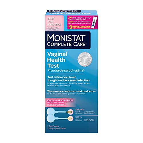 Monistat Complete Vaginal Health Included product image