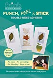 Frisk A4 Self Adhesive Punch Peel and Stick, Pack of 3