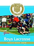 2019 NFHS Boys Lacrosse Rules Book