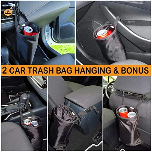 B comfort Hooks Purse Holders Hanging Container Front Back Organizer Truck SUV product image