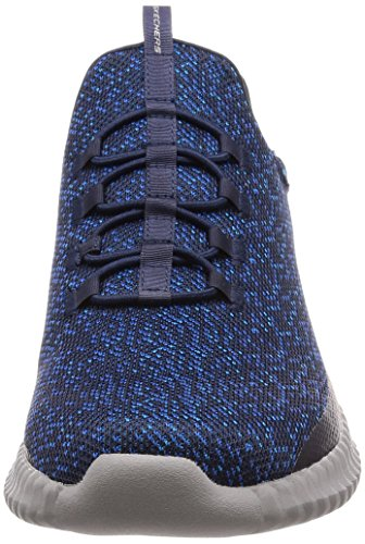 M navy us Shoe Muzzin Men's 13 Lace Skechers Bungee Elite Flex q1AnfpZv