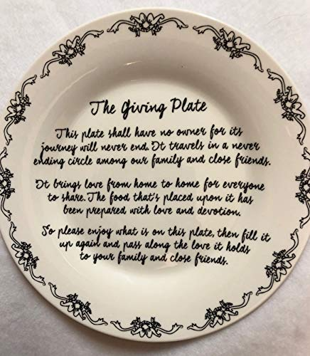 - The Giving Plate