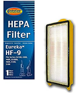EnviroCare Replacement HEPA Vacuum Filter for Eureka HF-9 Uprights