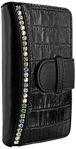 Piel Frama 678SW PIELFRAMA 678SW Swaro Wallet Case für Apple iPhone 6 in schwarz