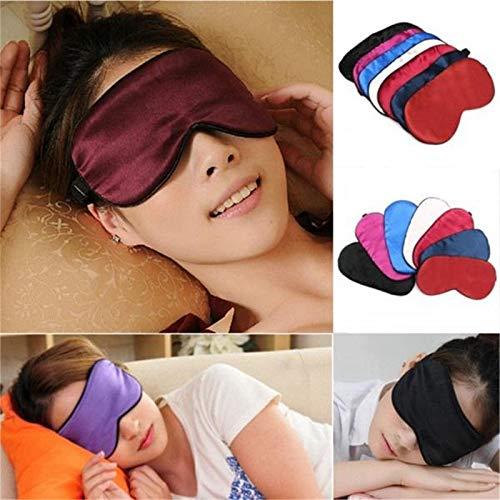 Holistic Silk Eye Mask - 6