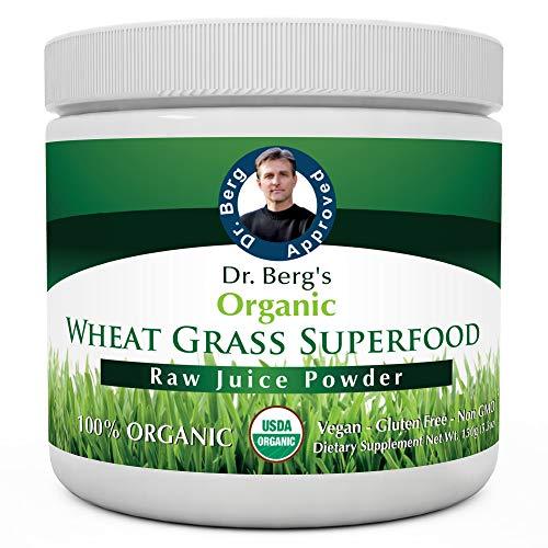 Dr. Berg's Wheat Grass