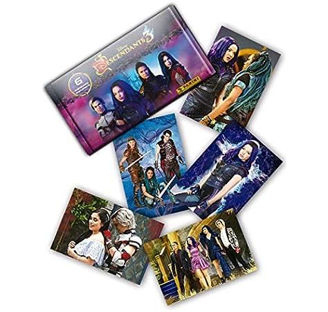 Panini Sobres PHOTOCARDS LOS DESCENDIENTES 3 Estuche 24 Sobres con 6 Fotos: Amazon.es: Juguetes y juegos