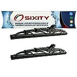 Sixity Auto Suzuki Front Windshield Wiper Blades Forsa