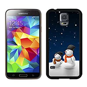 100% brand new Christmas AA106 Black Samsung Galaxy S5 i9600 Case