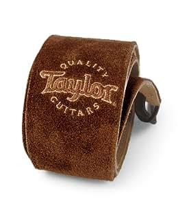 Taylor Suede Chocolate · Correas guitarra/bajo