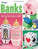 Plastic Canvas Banks