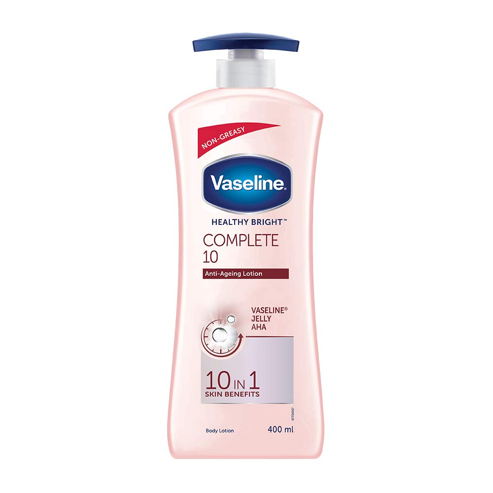 Vaseline Healthy Bright Complete 10 Body Lotion