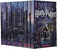 Harry Potter Colección de Libros Edición Especial en Caja (Boxset Libros)