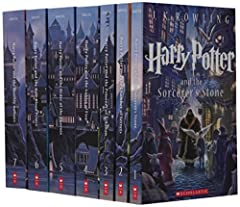 The perfect gift for collectors and new readers alike, we now present a breathtaking special edition boxed set of J. K. Rowling's seven bestselling Harry Potter books! The box itself is beautifully designed with new artwork by Kazu Kib...