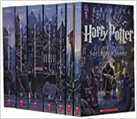 Special Edition Harry Potter Paperback Box Set: Amazon.es ...