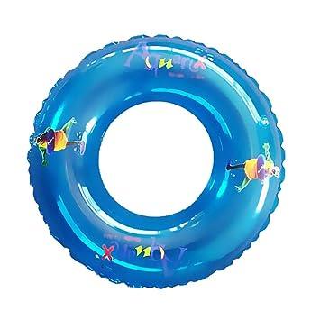 Sucastle Hinchable Anillo de natación, Flotador Colchoneta Hinchable de Piscina, Fiesta Inflable de los