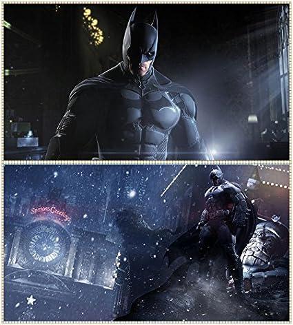 Batman Arkham Origins Customized 14x16 inch Silk Print ...