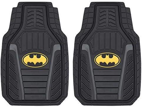 Superhero Car Floor Mats, All Weather Interior Auto Protection