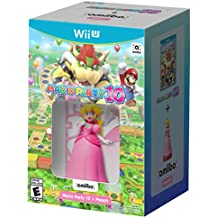 Mario Party 10 + Amiibo Peach Bundle - Wii U
