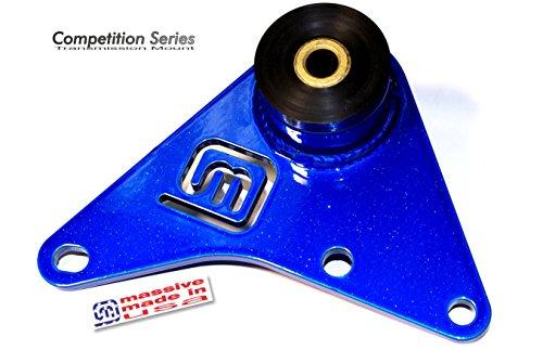 USA MADE - Massive Trans Transmission Mount NEON SRT 4 Turbo Solid 2.4 Engine Motor Lower Illusion Blue Pearl (Motor Mounts Srt 4)