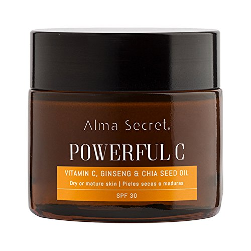 Alma Secret POWERFUL C Crema Iluminadora Antiedad con Vitamina C ...