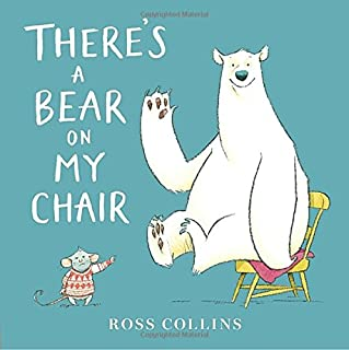 Book Cover: There's a Bear on My Chair