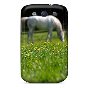 NewArrivalcase Awesome Case Cover Compatible With Galaxy S3 - Ranch Selected