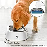 UPSKY Dog Water Bowl No-Spill Pet Water Bowl Slow
