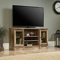 Sauder Regent Place TV Stand in Craftsman Oak