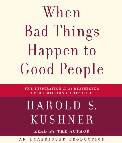 When Bad Things Happen to Good People by Random House Audio