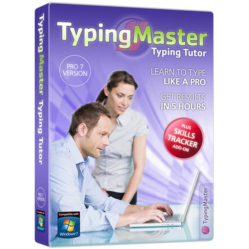 Picture of a TypingMaster Pro 7 Typing Tutor 6420618380051