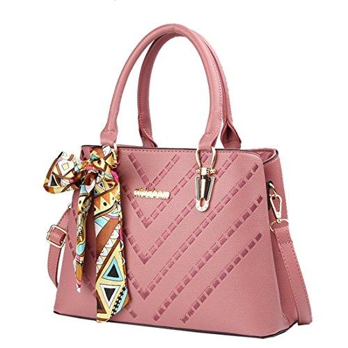 a Skin Sabarry mano Pink Borsa donna 7p1wqnz5H