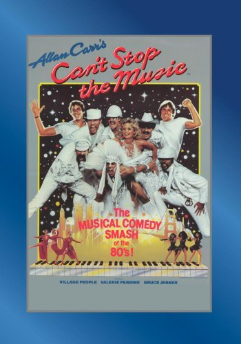 Can't Stop the Music by Village People (Cant Stop The Music Dvd)