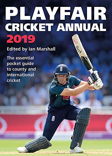 Pdf Outdoors Playfair Cricket Annual 2019