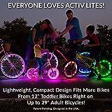 Activ Life Bike Lights Front and Back