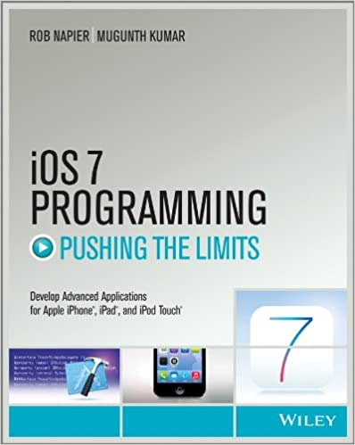 Amazon com: iOS 7 Programming Pushing the Limits: Develop Advance
