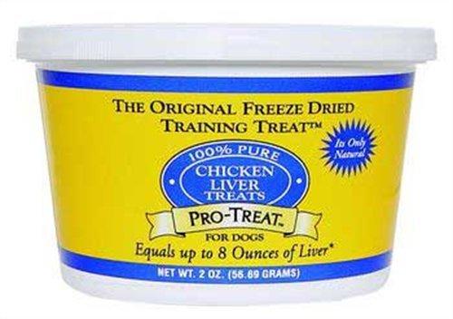 Stewart's Pro-Treat Tub Freeze Dried Dog Treats, 1-1/2-Ounce, My Pet Supplies