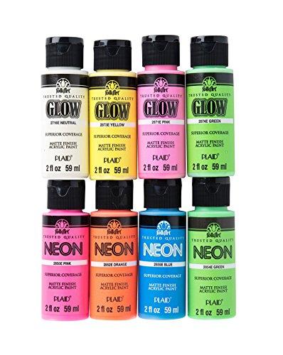 FolkArt PROMOFAGLOW8 Neon Glow