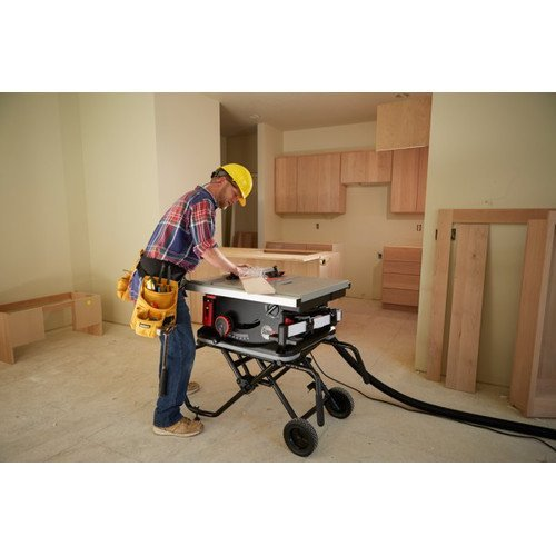 SawStop JSS-MCA Jobsite Saw with Mobile Cart