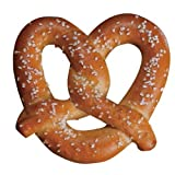 SuperPretzel 51 Percent Whole Grain Bake Soft Pretzel, 2.2 Ounce -- 120 per case.
