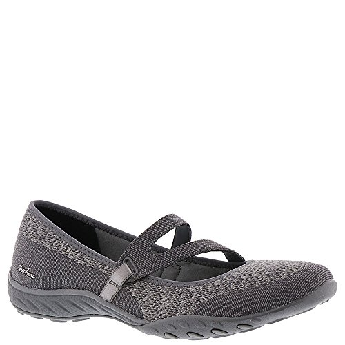lucky Skechers Charcoal Mary Breathe Jane Easy Lady Donna aaEgq