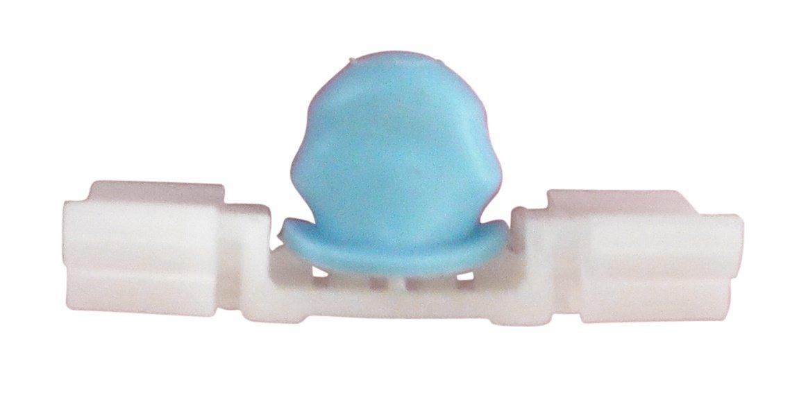 10x Clips Plastico Moldura Puerta Apto Serie 3 E36 Remaches Pl/Ã/¡sticos Coche Grapas Franqueo libre!