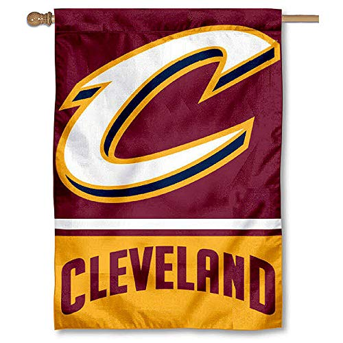 Wincraft Cleveland Cavaliers Two Sided House Flag ()