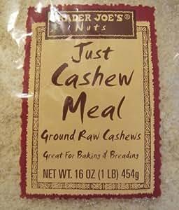 Trader Joe's Just Cashew Meal(1 lb)